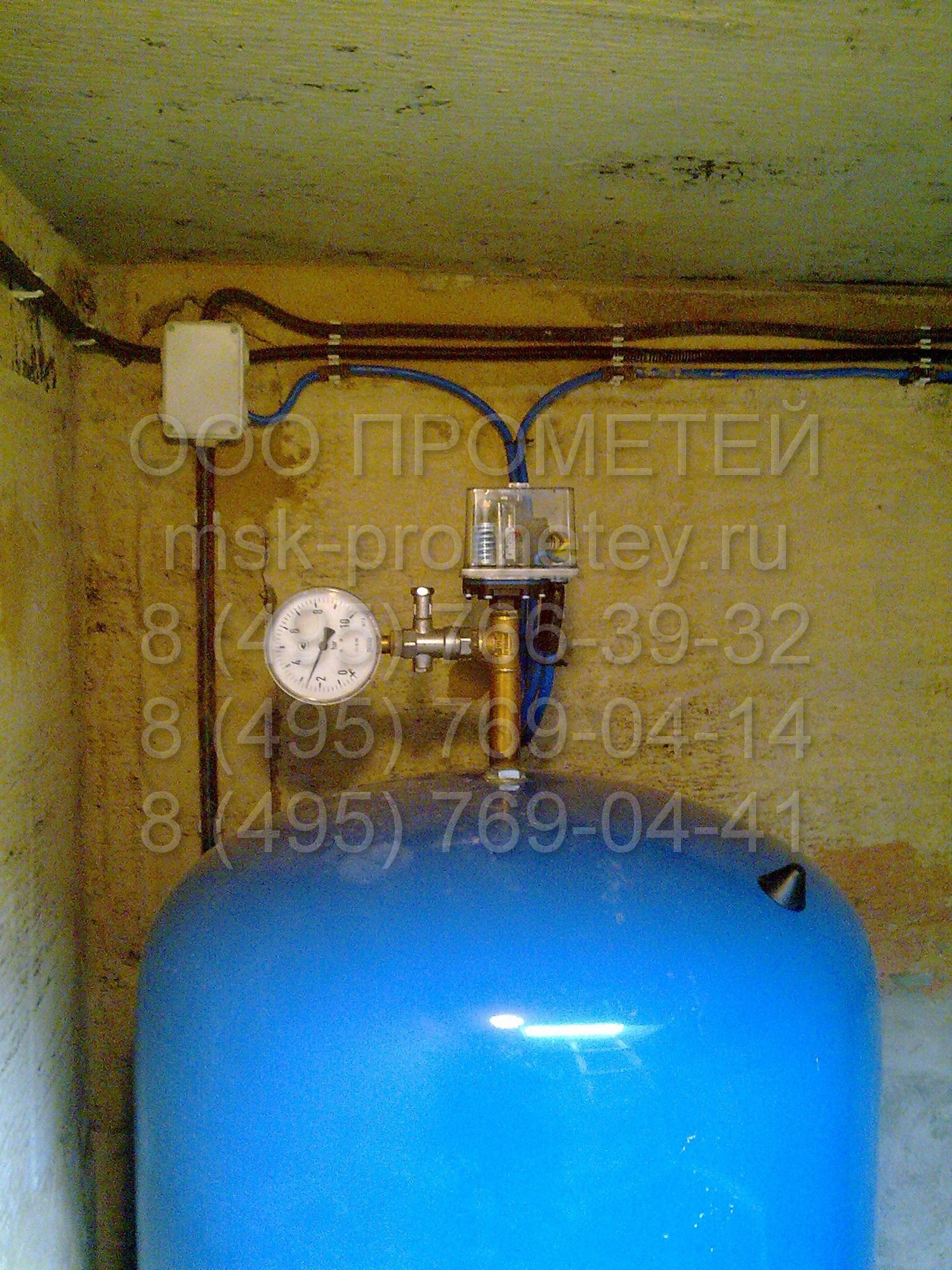 Водопровод из колодца на даче своими руками фото