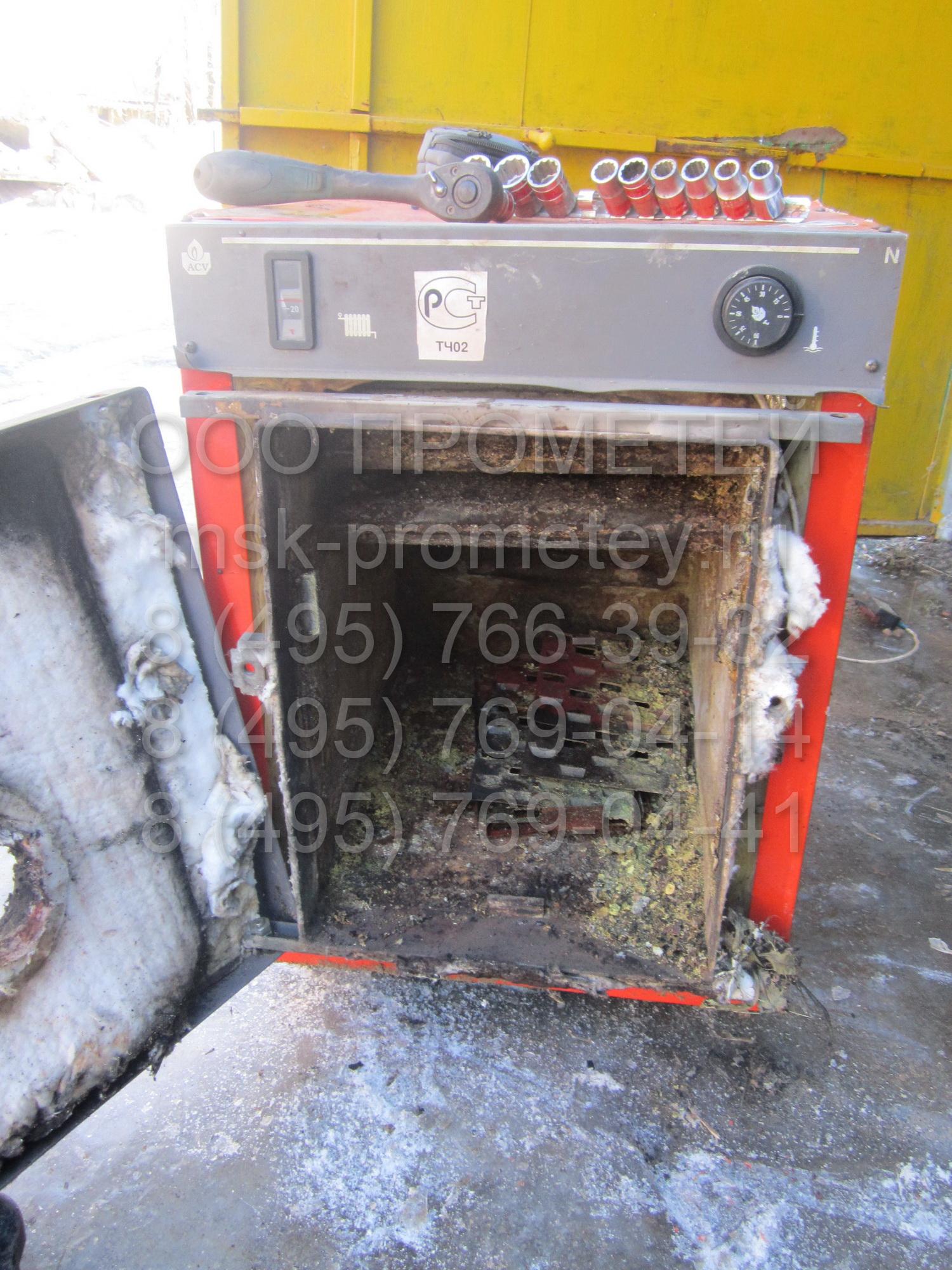 Замена теплообменников в котельной Персональный насос Pump Eliminate 17 Мурманск